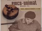 Verkauft: Emco Unimat Sl DB 3-Backen-Drehfutter umkehrbare Backen