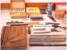 Sold: Assortment hand tools Bergeon