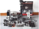 Sold: Emco Unimat 3 Lathe with Milling Attachment and Accessories