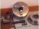 Verkauft: Original Klopfer Präzisions-Kranzspannfutter ø137mm (NOS) mit Flansch