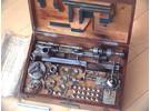 Sold: Unique BTM ø8mm Watchmakers Lathe 1943 Complete (NOS) Metric