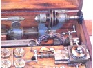 Verkauft: Einzigartige BTM ø8mm Uhrmacher Drehbank 1943 (NOS) Metrisch