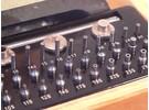 Verkauft: Favorite Uhrmacher Steineinpressmaschine Swiss