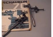 Schaublin 70 Accessories: Operating Levers for Cross Slide