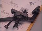 Verkauft: Schaublin 70 Zubehör: Handhebel für Oberschlitten und Unterschlitten des Kreuzsupportes