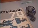 Sold: Schaublin 70 Accessories: Extra flat 3-jaw chuck W12