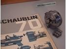 Verkauft: Schaublin 70 Zubehör: Extra-Flach Dreibackenfutter W12