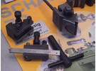 Sold: Schaublin 70 Accessories: Tripan Quick Change Toolpost and 5 Holders