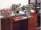 Verkauft: Lorch Schmidt LLPV Hochpräzisions Drehbank 1965