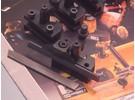 Verkauft: Emco Maier Compact 5 Schnellwechselstahlhalter mit 4 Halter
