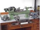 Verkauft: Lorch Schmidt LLN Sonderdrehbank ø10mm