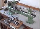 Verkauft: Lorch Schmidt LLN Drehbank ø10mm mit 600mm Wange