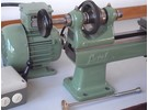 Sold: Lorch Schmidt ø10mm LLN Lathe with extra long 600mm bed