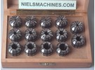 Emco Sold: Emco ESX25 Collet Set 1,5-14mm Complete
