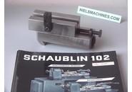 Schaublin Sold: Schaublin 102 Rear Support Adjustable Longitudinally and Transversely
