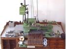 Verkauft: Schaublin 65 Drehbank mit Zubehör