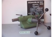Schaublin Sold: Schaublin 102 W20 Lever-operated Drilling Headstock