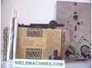 Emco Sold: Emco Unimat SL Fret Saw Set
