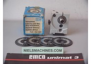 Emco Sold: Emco Unimat 3 Indexing and Dividing Attachment