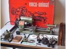 Emco Verkauft: Emco Unimat SL Drehbank und Zubehör