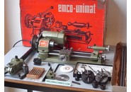 Emco Sold: Emco Unimat SL With Accessories