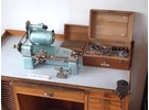 Boley Sold: Boley Leinen WW 83 Watchmaker Lathe with Accessories