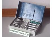 Verkauft: Tesa Imicro Iternal Bore Mikrometer Satz 3.5-6.5mm 0.001mm Dreipunkt