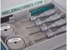 Sold: Tesa Imicro Iternal Bore Micrometer Set 3.5-6.5mm 0.001mm Threepoint