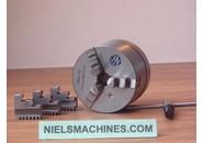 Schaublin Sold: Schaublin 70 FN Niederhausen Swiss 3-Jaw Chuck