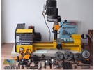 Emco Sold: Emco Maier Compact 5 Lathe with Accessories