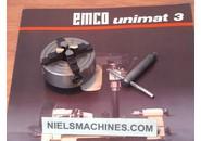 Emco Emco Unimat 3 Drehbank 4-Backenfutter