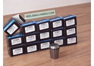 Sold: Rego-Fix ER25 Collet Set ø1-16mm (NOS)