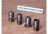 Clarkson S Type-small Autolock Collet Set 6, 10, 12 and 16mm Complete