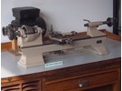 Sold: Schaublin 70 Lathe with Motor 240V