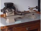 Verkauft: Schaublin 70 Drehbank mit Motor 240V