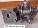 Verkauft: Schaublin 102 Fräs-Apparat, Höhenschlitten für W12 Spannzangen mit Frässpindelstock