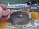 Verkauft: Flansch für Schaublin 70 Drehbank W12