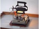 Sold: Gruber BTE SGDG Industrial Magnifying Lamp