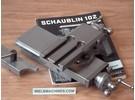 Sold: Schaublin 102 Parts: Screw Operated Cross-Slide