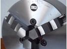 Emco ø160mm 3-Backenfutter Bajonett Kurzkegelflansch