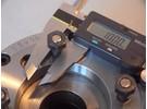 Emco ø160mm 3-Jaw Chuck