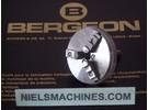Verkauft: Bergeon Dreibackenfutter für ø8mm Uhrmacher Drehbank