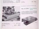 SIP Mu-214B Messmaschine Zubehör: Neigbare Aufspanntisch, T-Nutentisch