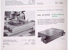 SIP Societe Genevoise MU-214B Universal Measuring Machine Inclinable T-slotted Table