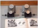 Sold: SIP Societe Genevoise MU-214B Universal Measuring Machine Centre Supports