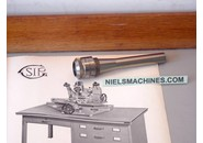 SIP Societe Genevoise MU-214B Microscope 11x