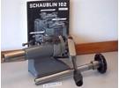 Verkauft: Schaublin 102 Bohr-Reitstock mit Hebel W25 mit einstellbarem Anslag