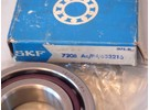 Sold: Schaublin 102 SKF 7208 AC/P4 Super Precision Rear Spindle Ball Bearing