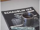 Verkauft: Schaublin 102 Typ W25 Spannglocken zu Stufenfutter