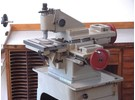 Sold: Hauser M1 Jig Boring Machine with accessories